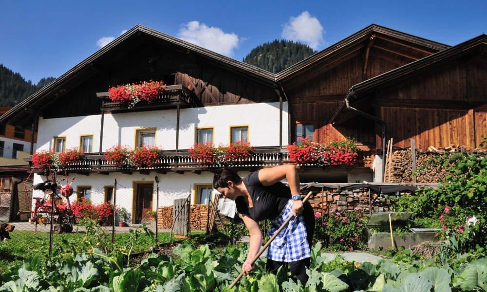Vacation farm South Tyrol – Ridnaun/Ratschings – Farm-stay vacation South Tyrol