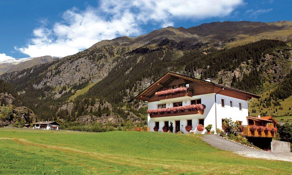 Vacanze in Ridanna/Racines – Maso per le vacanze in Alto Adige