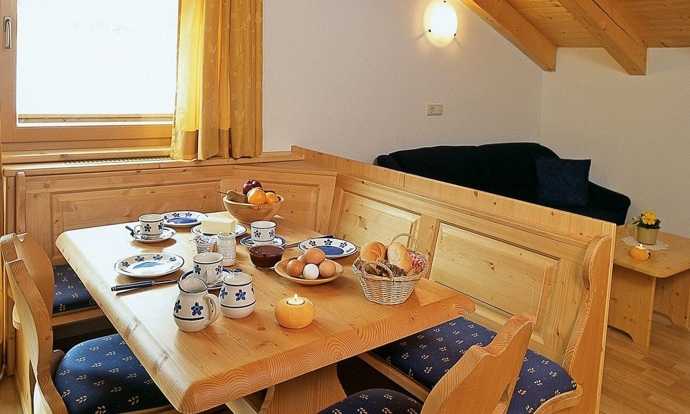 Vacation homes Ratschings/Ridnaun – Vacation farm South Tyrol