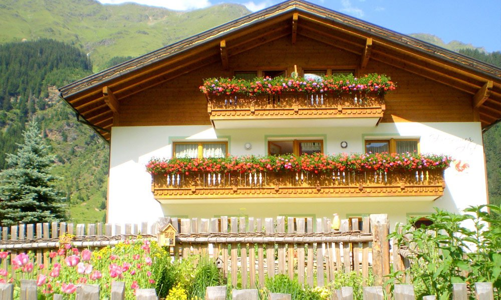 The farm stay Fassnauerhof – Ridnaun – South Tyrol