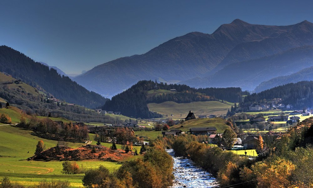 Autumn in the Ridnauntal – the time for a relaxing holiday in the mountains