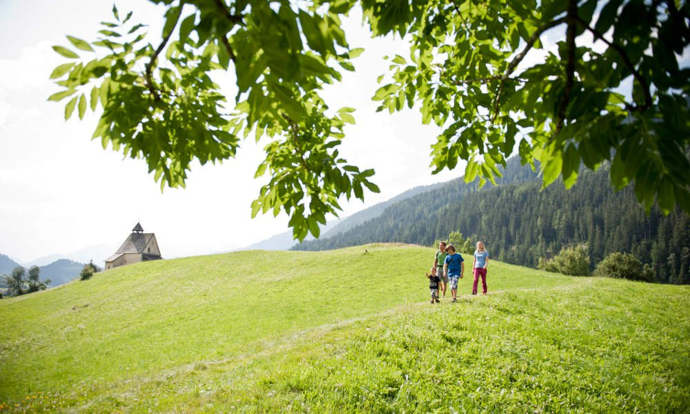 All'aperto a pedalare, cavalcare e rilassarsi in Val Ridanna