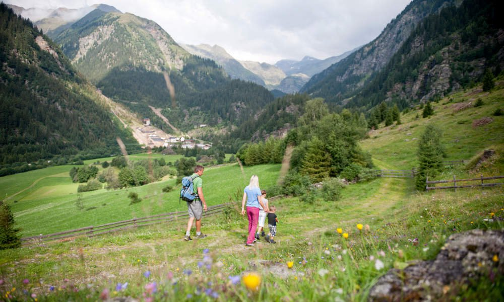 Walking in Ridnaun and Ratschings – discover the heart of South Tyrol's Alps