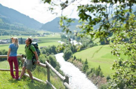 Sieben Seen Wanderung im Ridnauntal