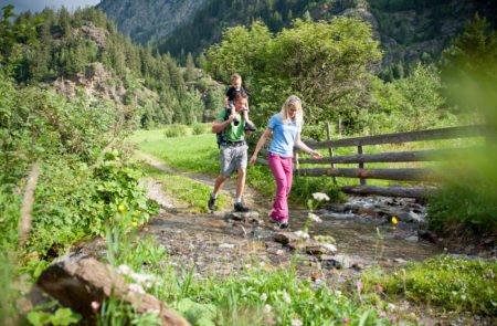 Wanderung auf den Roßkopf bei Sterzing